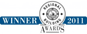 Regional Building Awards - Winner 2011