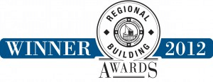 Regional Building Awards - Winner 2012